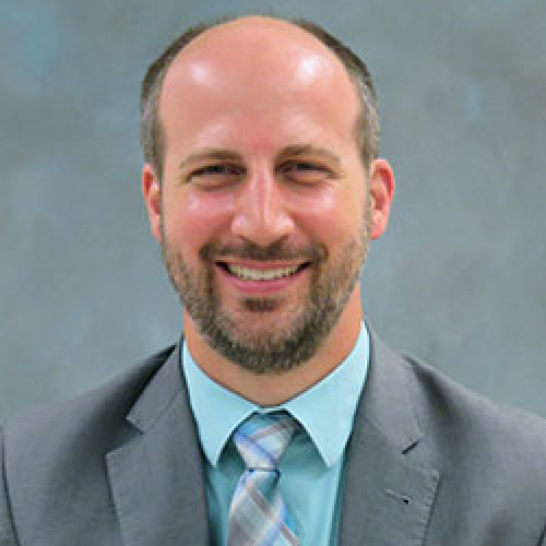 Headshot photo of Dr. Sander